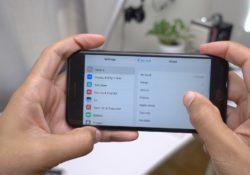 Удаляем приложения с 7 айфона