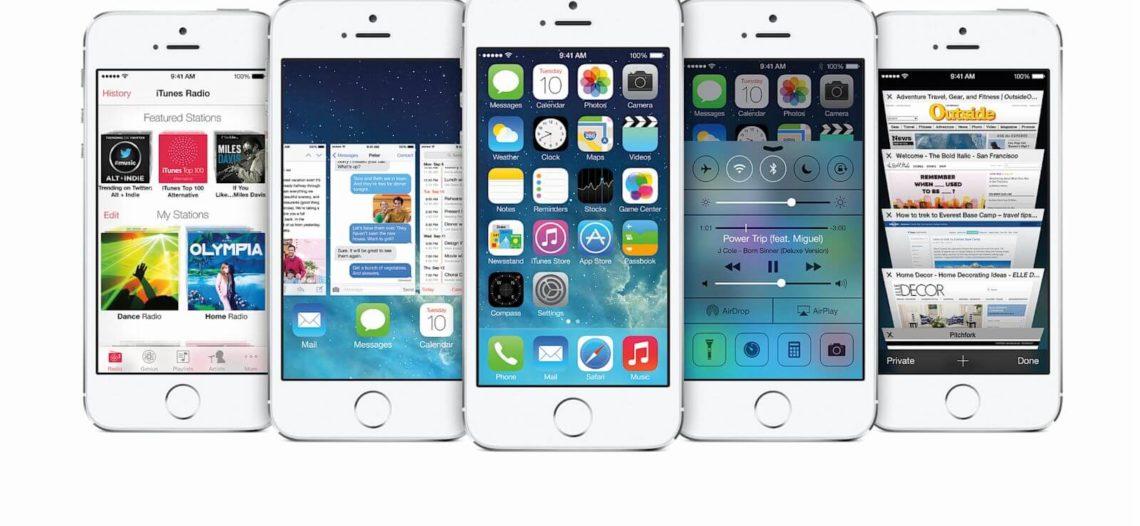 Как прошить IPhone 5?