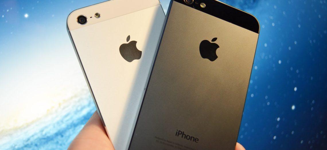 Как установить музыку на звонок на IPhone 5?
