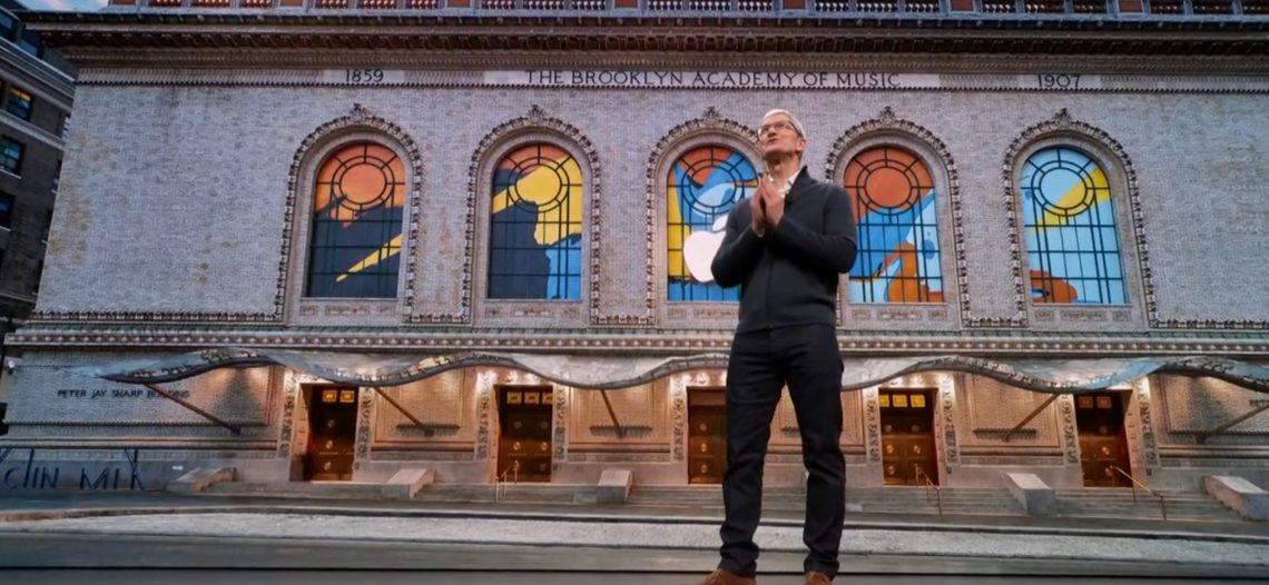 Apple представила новые iPad, MacBook Air, Mac Mini и Apple Pencil
