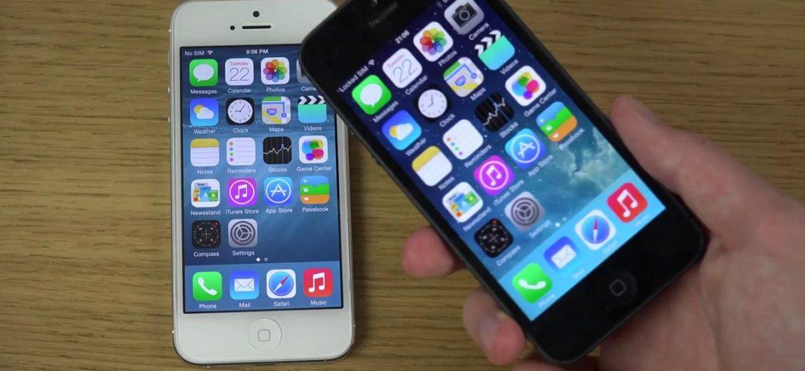 Как скачать на IPhone 5?