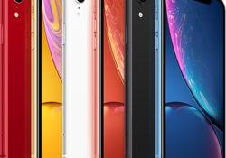 Начало продаж смартфонов Apple IPhone XR в России