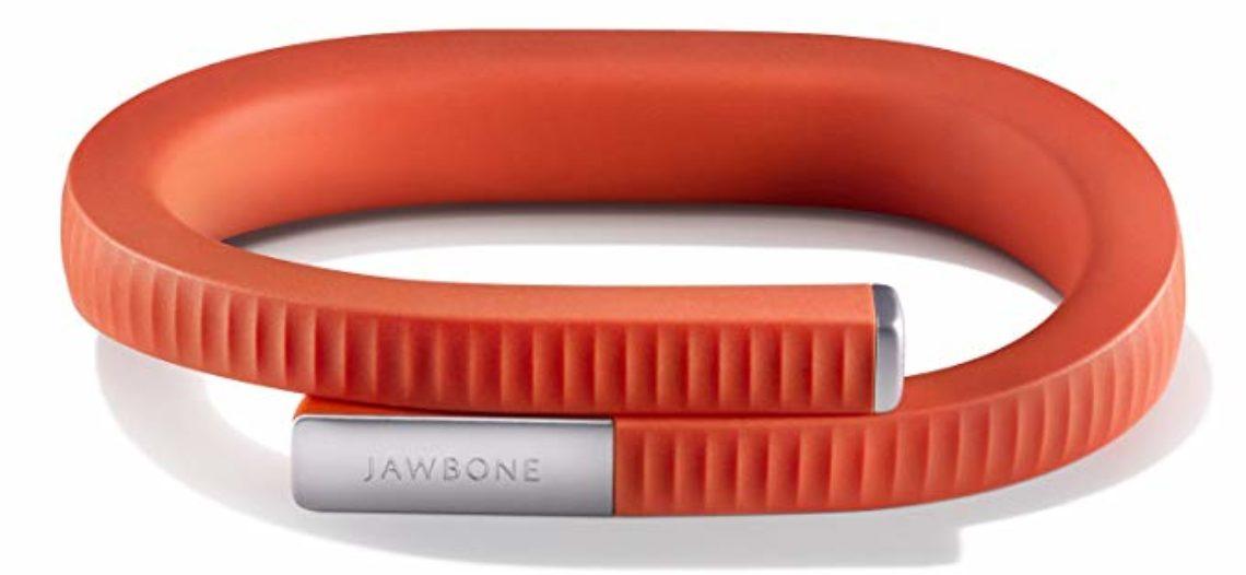 Мотиватор фитнес-активности умный браслет Jawbone UP24
