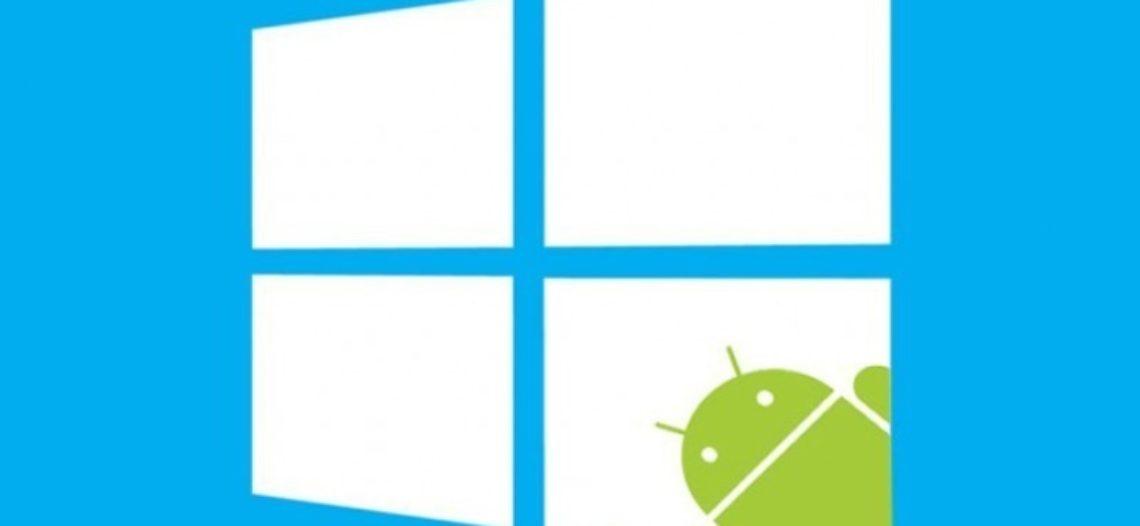 Microsoft позволит выводить экран Android-смартфонов на Windows 10