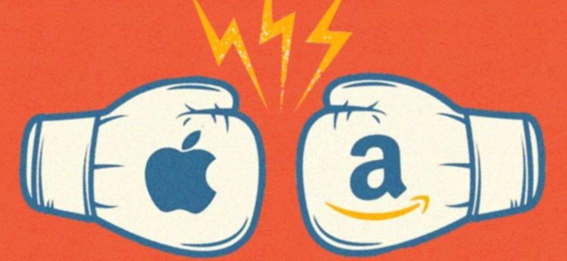 Amazon бросает вызов Apple!