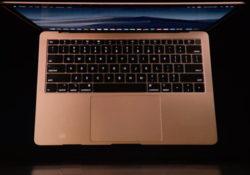 Новый MacBook Air угрожает MacBook и MacBook Pro с функциональными клавишами