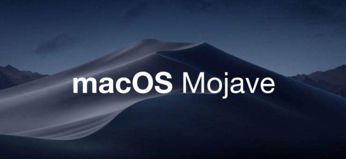 Обновление MacOS Mojave 10.14.1 дает групповые FaceTime и исправления ошибок