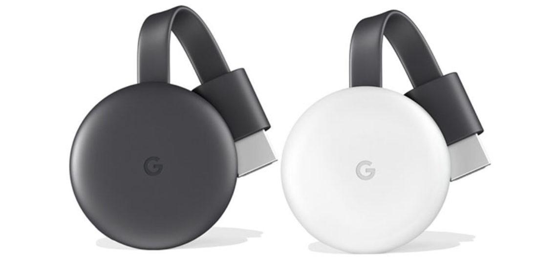 Медиаплеер Google Chromecast 3 стартовал в США и Индии