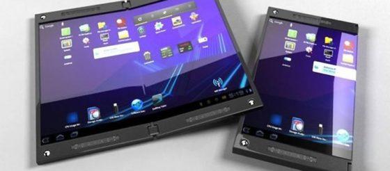 Складной смартфон от Samsung может стоить более 100 000 рублей