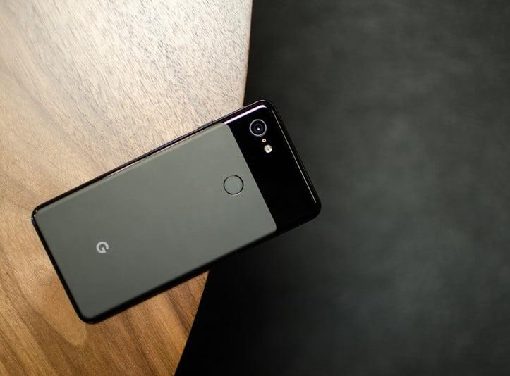 Обзор Google Pixel 3 XL фото