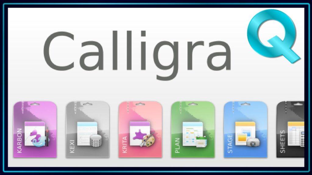 Альтернатива Microsoft Office - Calligra Office