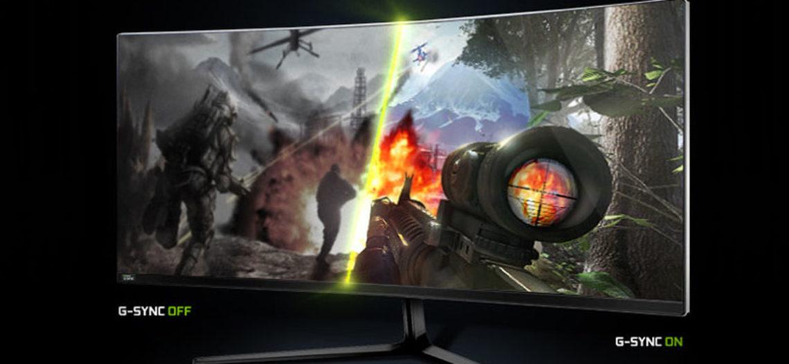 Лучшие игровые мониторы с поддержкой G-Sync
