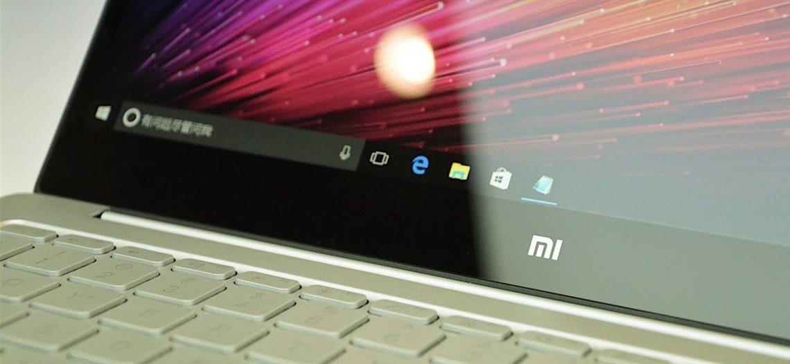 Он вам не MacBook: Mi Notebook Air – первый ноутбук Xiaomi