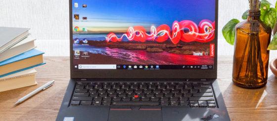 Обзор Lenovo Thinkpad X1 Carbon