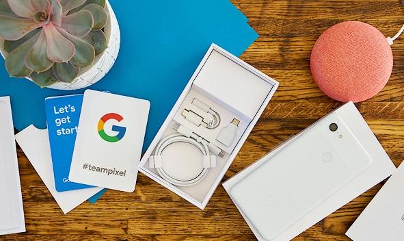 Адаптер 3.5мм - USB Type-C для наушников Google Pixel 3 XL фото