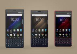 Знакомство со смартфоном BlackBerry KEY2 LE