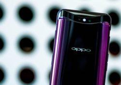 Первый взгляд на смартфон Oppo Find X: будущее дизайна мобильных устройств?