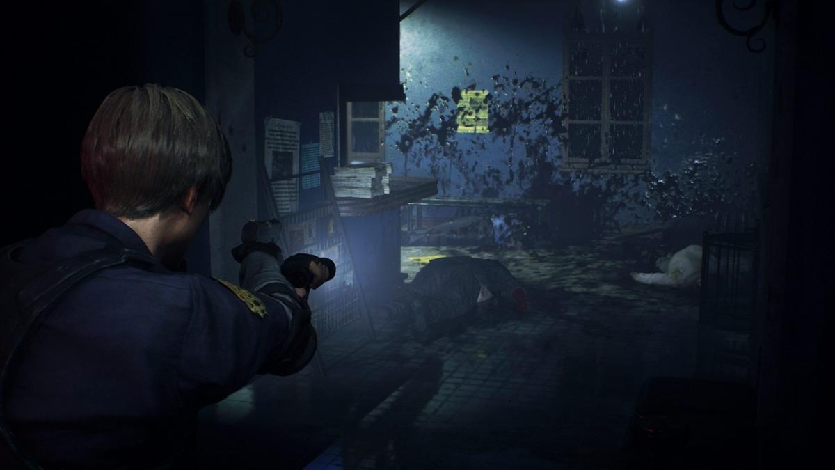 Resident Evil 2 Remake фото