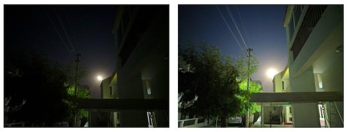 Ошеломляющая камераGoogle Pixel 3 XL фото - Night Sight