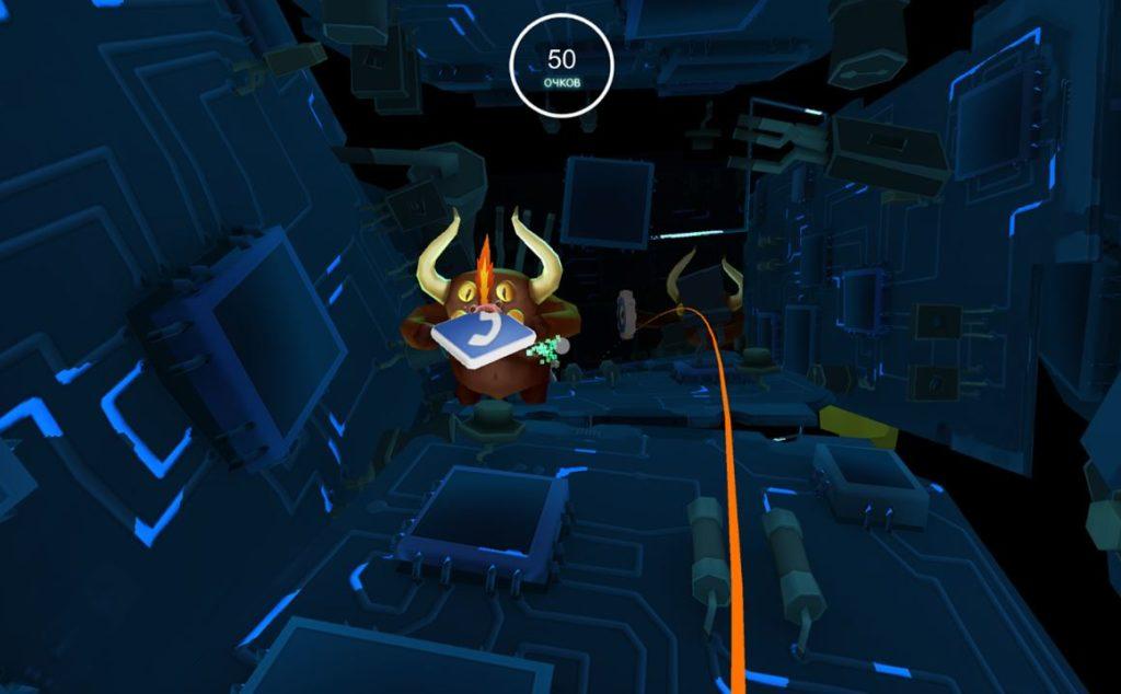 Kaspersky Virus Hunters VR скриншот