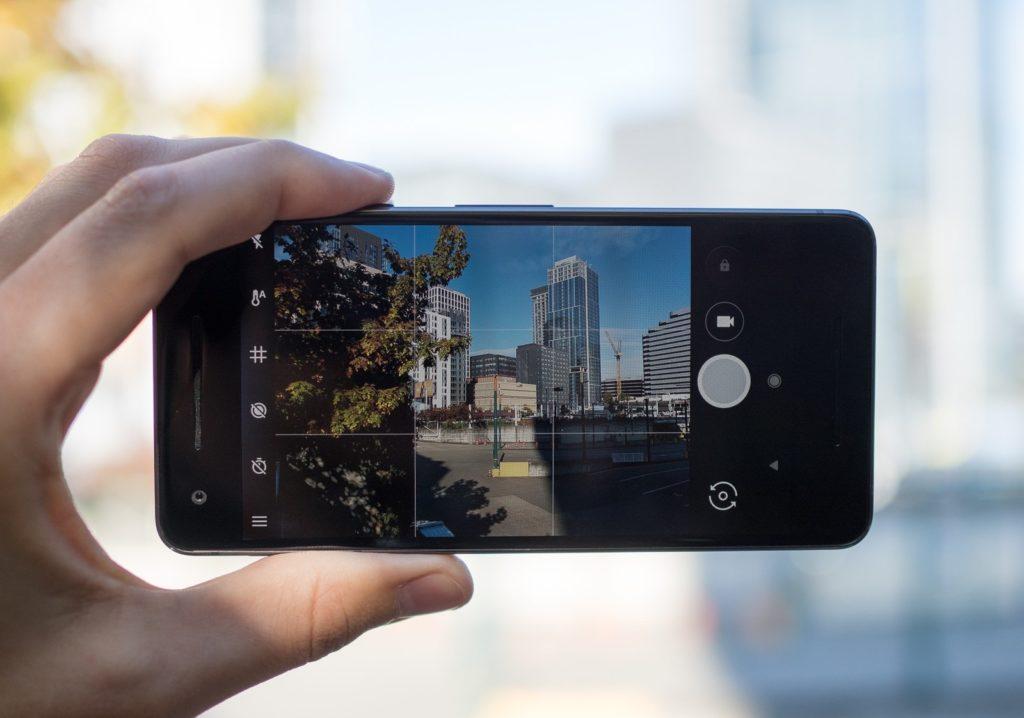 Обзор Android 9 Pie - поддержка нескольких камер