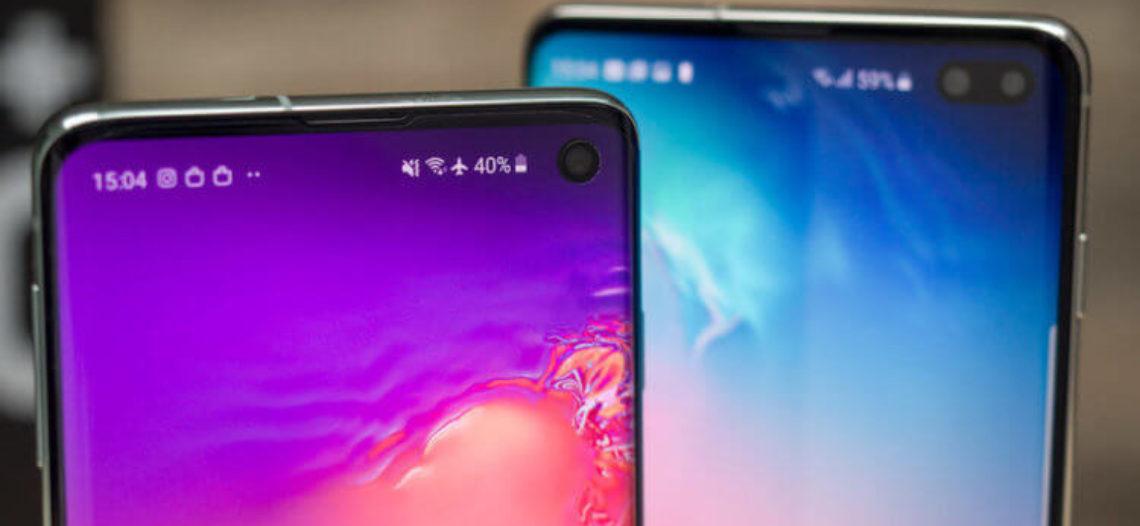 Samsung, наконец, добавила в Galaxy S10 световой индикатор уведомлений, но он работает не так