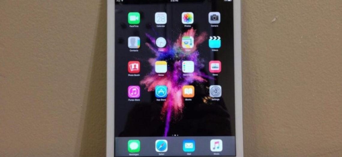 Первый iPad Air: воздушно и душевно…