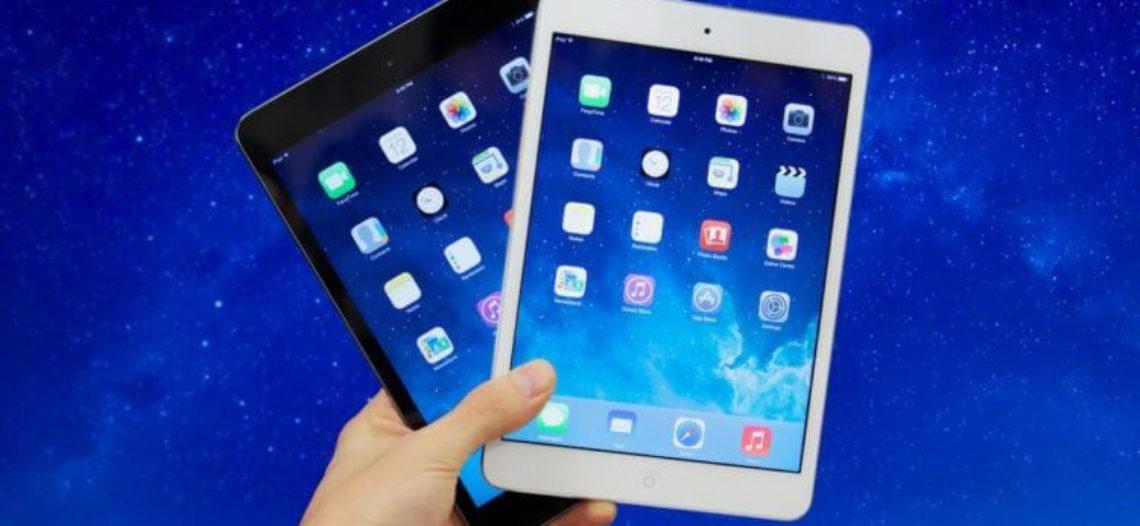 iPad mini с Retina дисплеем: как все начиналось
