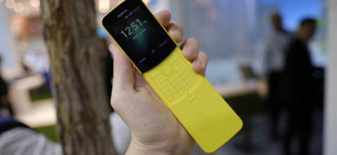 Утечка подтвердила существование Android для кнопочных телефонов