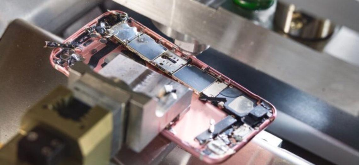 Как происходит утилизация старых iPhone? Apple раскрыла все секреты