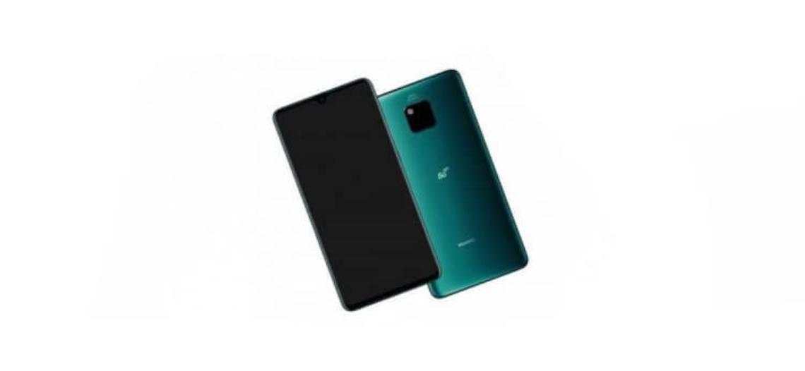 Huawei пошла по стопам Samsung с ее Galaxy S10 5G