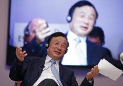 Чем iPhone лучше смартфонов Huawei? Отвечает основатель Huawei